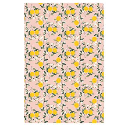 Floral no.6 Tea Towel
