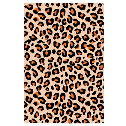 Classic Leopard Tea Towel