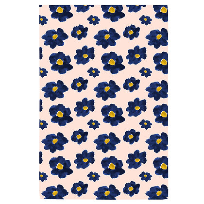Floral no.9 Tea Towel