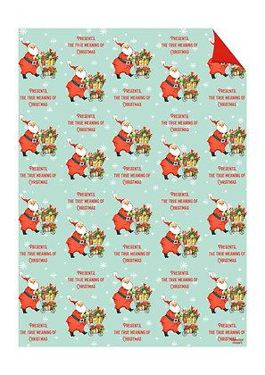 Presents Gift Wrap