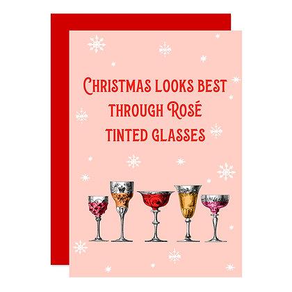 Rose tinted glasses