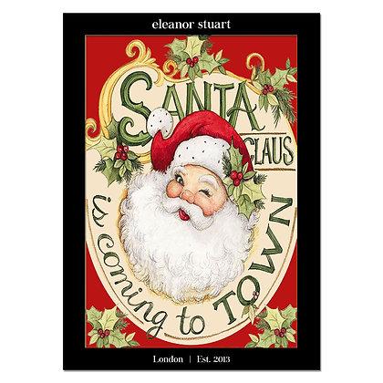 Santa's coming to town - Boxed set