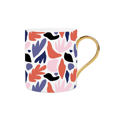 Abstract Print no.2 Mug