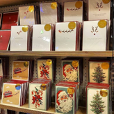 Our Christmas cards launch in Selfridges!