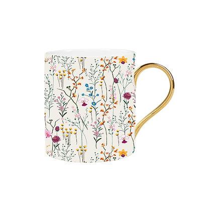 Floral  no.7 Mug