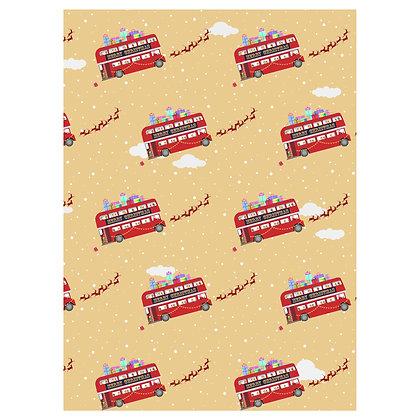 Christmas Routemaster
