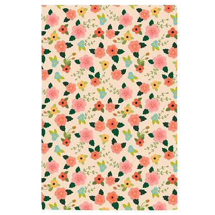 Floral no.4 Tea Towel