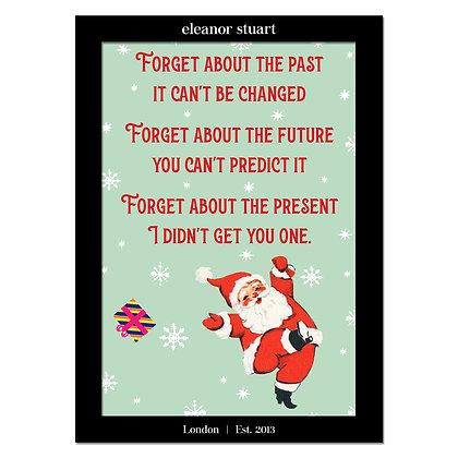 No Presents - Boxed set
