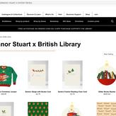 Eleanor Stuart x The British Library