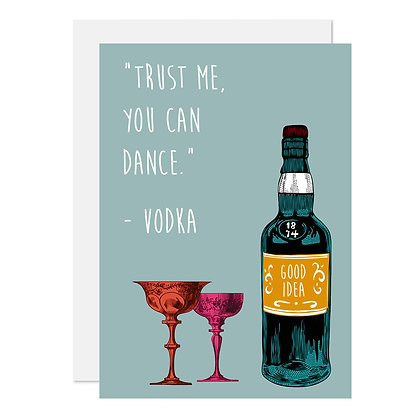 Trust Vodka