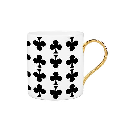 Club Pattern Mug