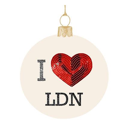 London bauble 4