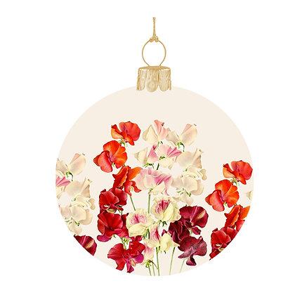 Floral Bauble 21