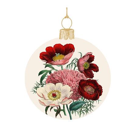 Floral Bauble 23
