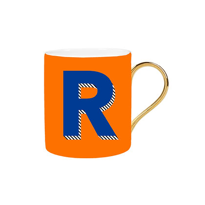 Letter R Mug