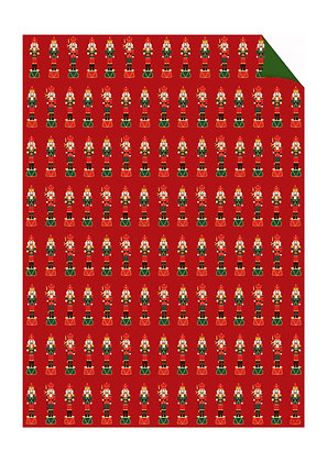 Nutcracker Gift Wrap