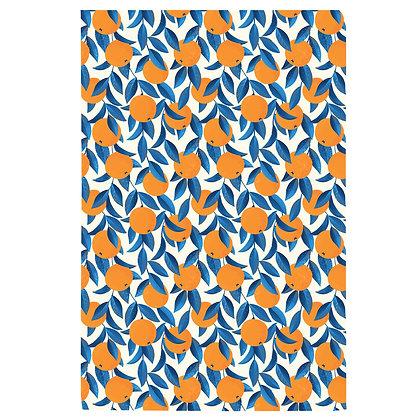 Floral no.25 Tea Towel