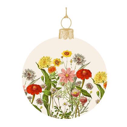 Floral Bauble 24