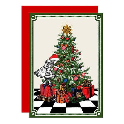 Alice in Wonderland - Christmas