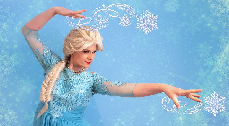 Ice Queen Princess Party