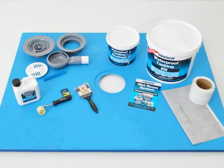 Vinyl Flooring Wet Room Ideas