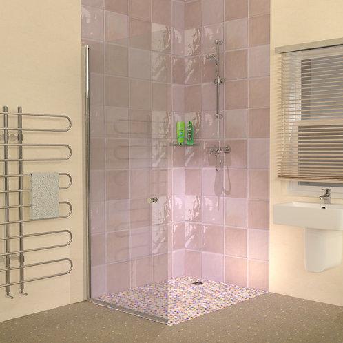 UniClosure 900 Hinged Wet Room Screen