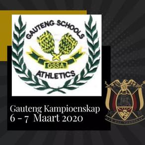 JANSEN-ATLETE DEUR NA GAUTENG!