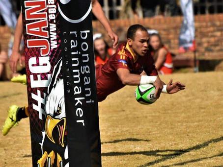 Virsekerbeker Rugby uitslae: E.G. Jansen VS Menlopark
