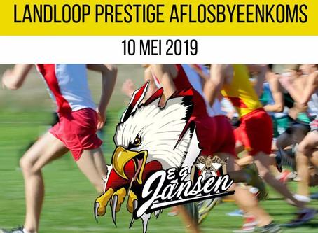 Landloop Prestige Aflosbyeenkoms - 10 Mei 2019