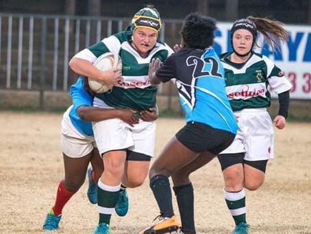 Kaylee gekies vir Valke Rugby!