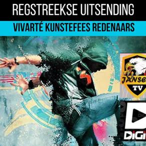 Jansen TV bied aan: Vivarté Kunstefees Redenaars