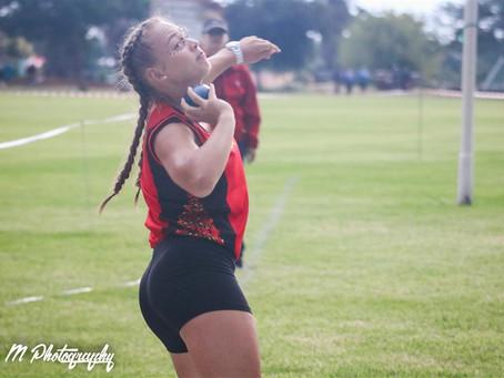 Hoërskool Dr EG Jansen vriendskaplik atletiek - pragfoto's