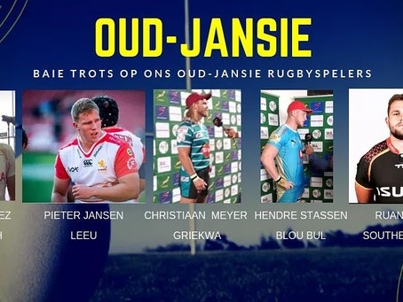Oud-Jansie: Nuus