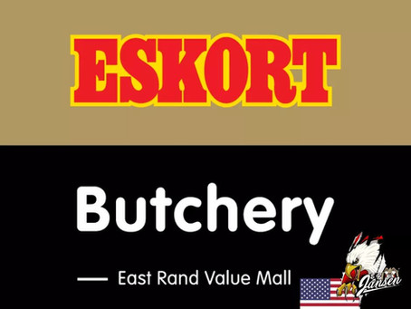 BORGE IS BELANGRIK: Eskort Butchery - East Rand Mall