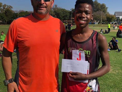 Goud vir Antonio Brown by 10Km Gauteng Kampioenskappe