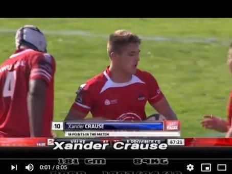 Oud-Jansie Xander Crause