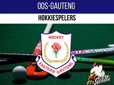 Hokkiespelers gekies vir Oos-Gauteng!