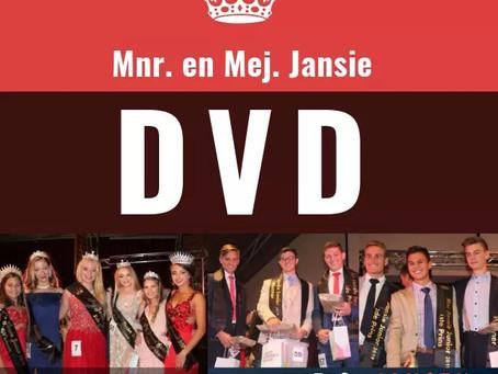 Mnr. en Mej. Jansie DVD's nou beskikbaar!