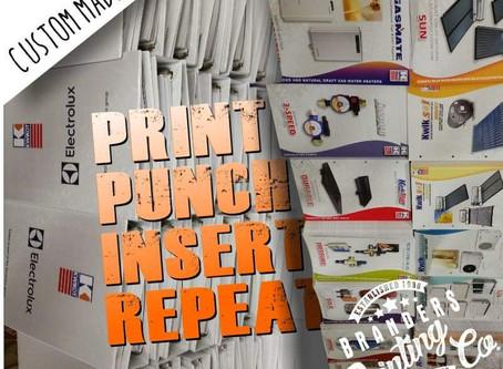 BORGE IS BELANGRIK: Brander Printing Co.