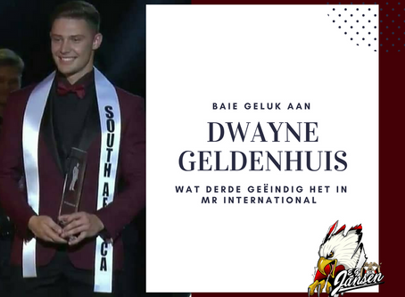 Oud-Jansie 3de in Mr. International