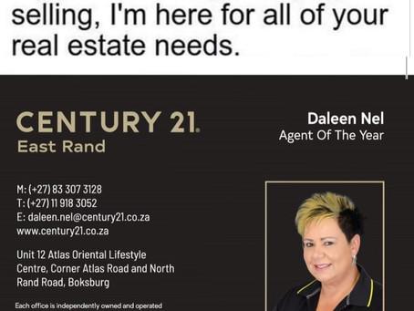 Ondersteun Daleen by Century 21