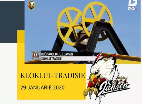 KLOKLUI-TRADISIE 2020