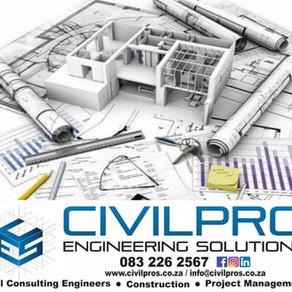 BORGE IS BELANGRIK: Civilpro Engineering Solutions PTY (Ltd)