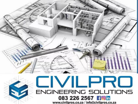 BORGE IS BELANGRIK: Civilpro Engineering Solutions PTY (Ltd)