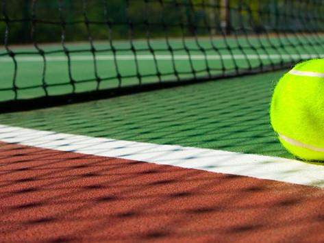 Tennisliga-uitslae