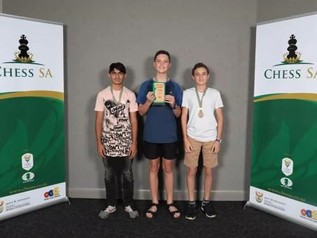Skaakprestasie: Devon Smit wen Suid-Afrikaanse Geslote Skaakkampioenskappe