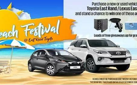 Nuus van Toyota