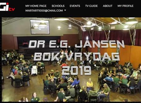 JansenTV: Bok Vrydag