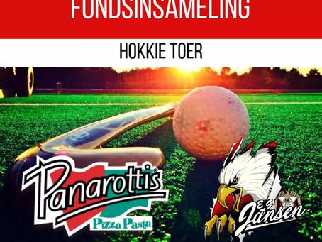HEERLIKE KUIERAAND BY PANAROTTI'S VIR ONS HOKKIE: