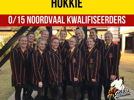 Nog hokkiespanne kwalifiseer vir die Noordvaal hokkiereeks!